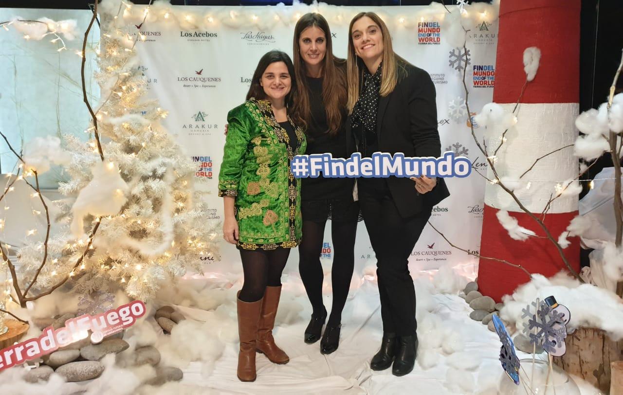 """Operadores de Buenos Aires participaron en """"Tardes del Fin del Mundo"""""""